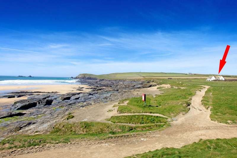 8 Bedrooms Detached House for sale in Booby's Bay, Nr. Padstow, North Cornwall, PL28