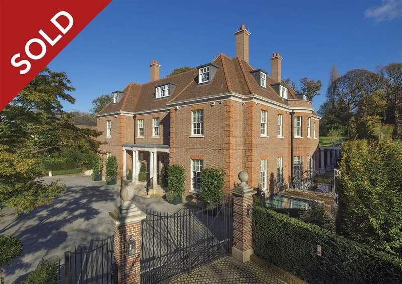 6 Bedrooms Detached House for sale in Winnington Road, N2