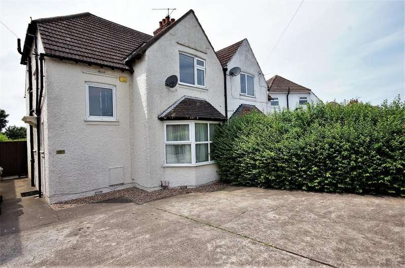 3 Bedrooms Semi Detached House for sale in Burton Road, Lincoln