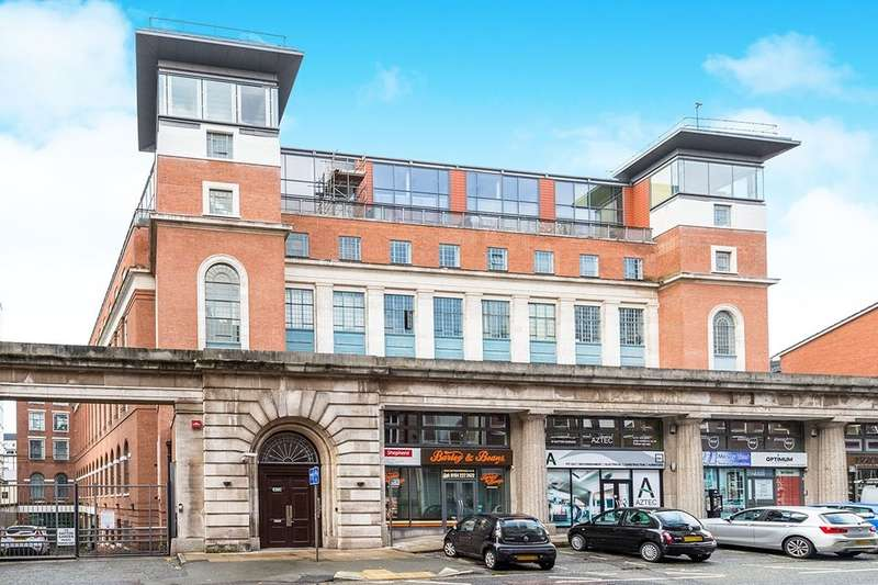 2 Bedrooms Flat for sale in Hatton Garden, Liverpool, L3