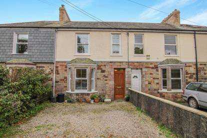 3 Bedrooms Terraced House for sale in Bodmin, Cornwall, England