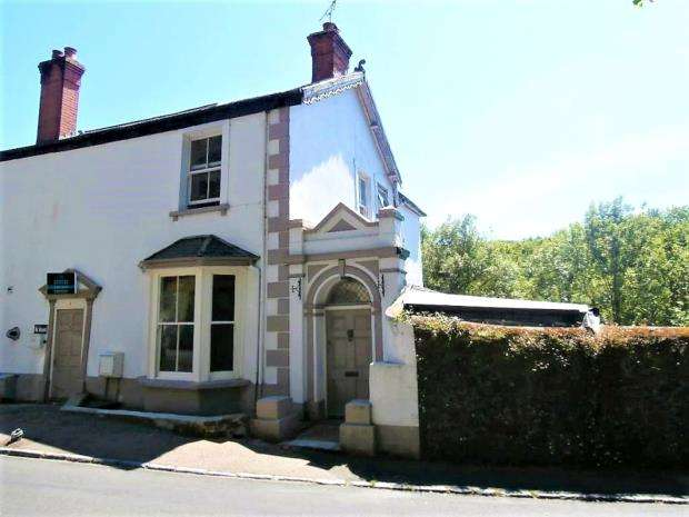 3 Bedrooms Maisonette Flat for sale in 2 Leat Park, Western Road, Ashburton, Newton Abbot, Devon