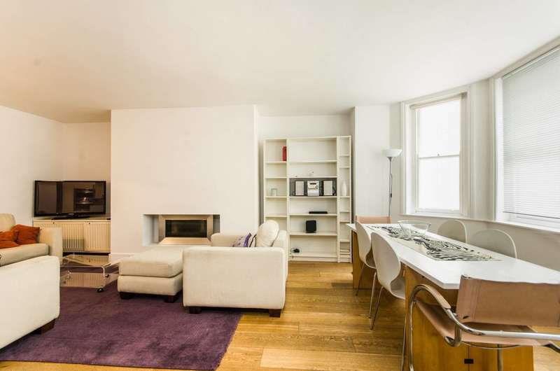 3 Bedrooms Maisonette Flat for sale in Penywern Road, Earls Court, SW5