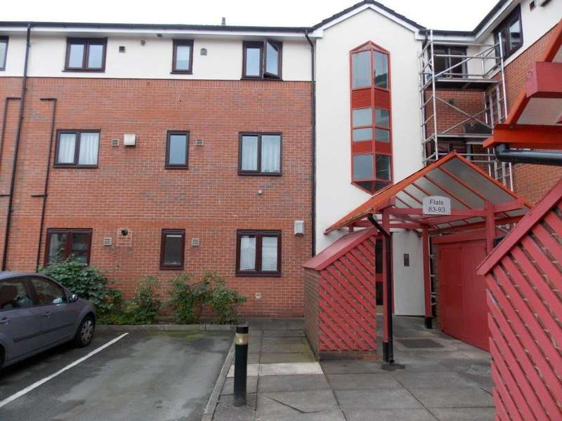 2 Bedrooms Apartment Flat for sale in Dean Court, Bolton, BL1