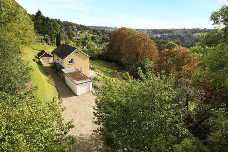 3 Bedrooms Detached House for sale in Culver Hill, Amberley, Stroud, Gloucestershire, GL5