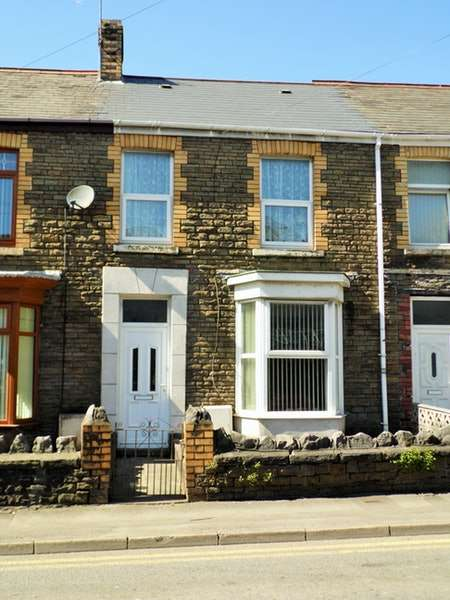 2 Bedrooms Terraced House for sale in Eastland Road, Neath, Castell-nedd Port Talbot, SA11