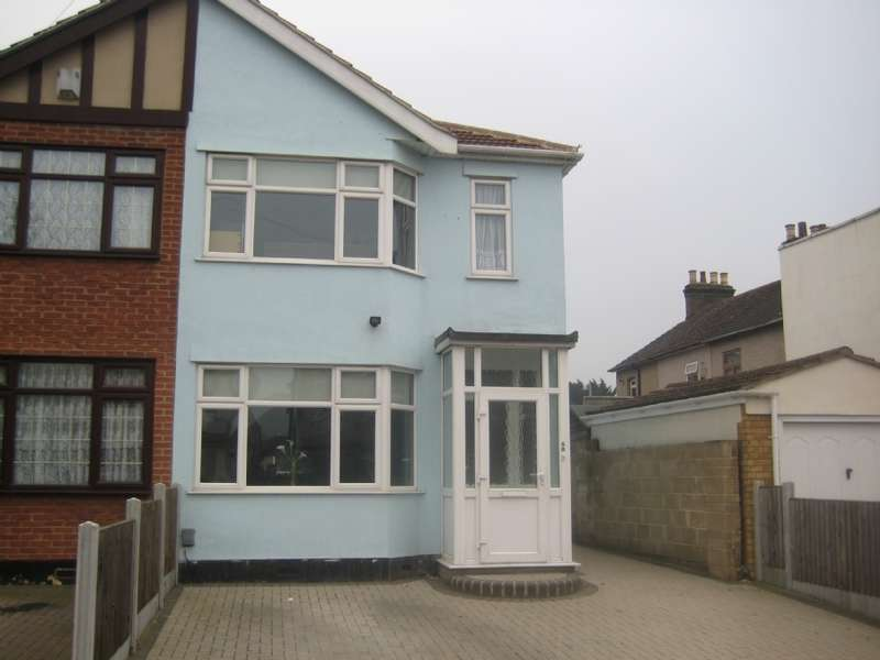 3 Bedrooms End Of Terrace House for sale in Hawthorn Avenue, Rainham