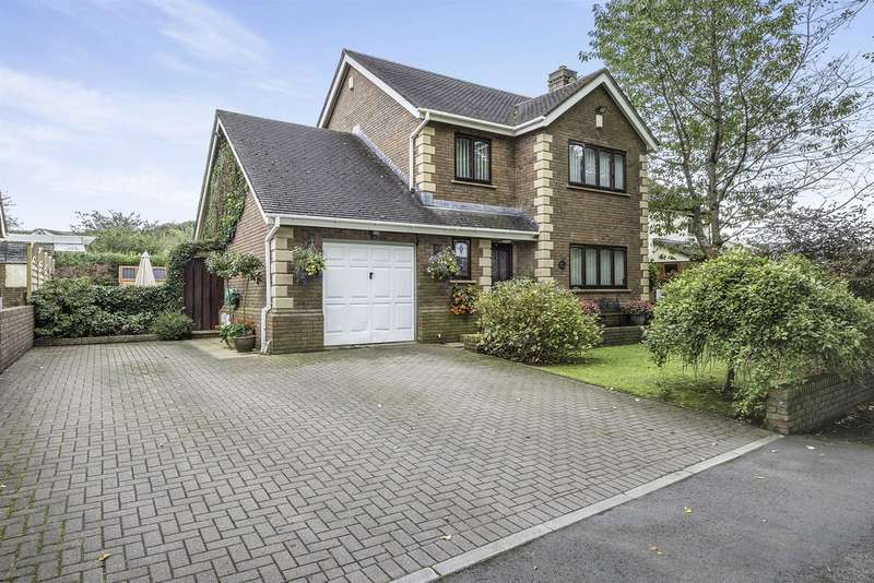 3 Bedrooms Detached House for sale in Heol Dulais, Birchgrove, Swansea