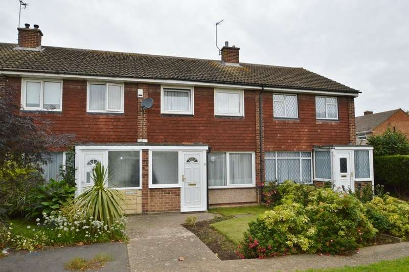 2 Bedrooms Terraced House for sale in Windrush Avenue, Langley, SL3