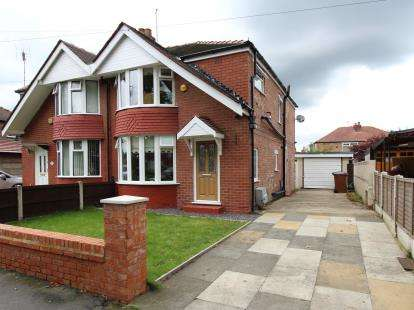 3 Bedrooms Semi Detached House for sale in Councillor Lane, Cheadle, Cheshire