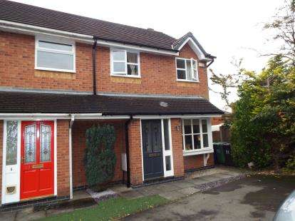 3 Bedrooms Semi Detached House for sale in Inglewood Close, Bury, Greater Manchester, Manchester