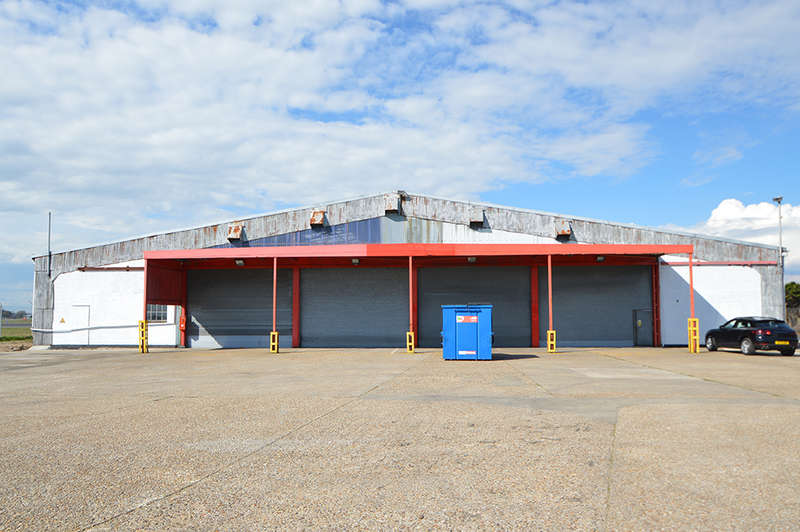 Warehouse Commercial for rent in Building 268, Bournemouth Airport, Christchurch, BH23 6SE