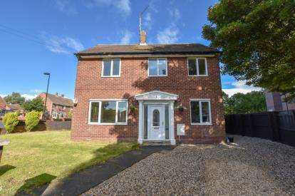 3 Bedrooms Semi Detached House for sale in Walnut Place, Montagu Estate, Newcastle Upon Tyne, Tyne and Wear, NE3
