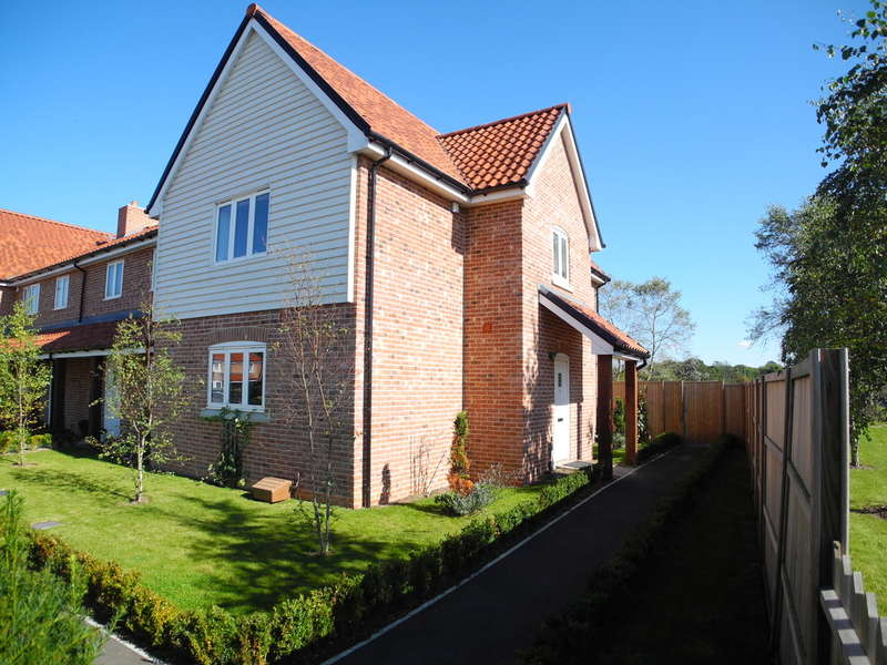 3 Bedrooms Semi Detached House for sale in Waterside Drive, Ditchingham