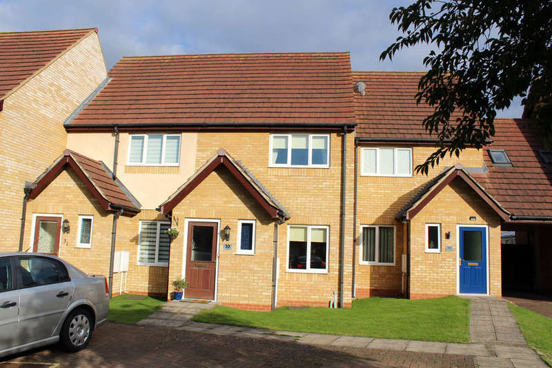 2 Bedrooms Terraced House for sale in Heron Way, Royston