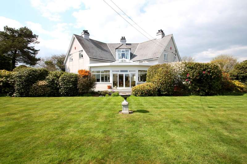 6 Bedrooms Detached House for sale in Glenholt, Plymouth