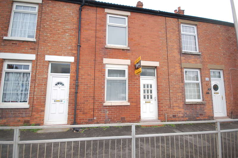 2 Bedrooms Terraced House for sale in Vicarage Lane, Blackpool