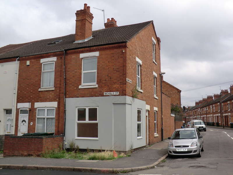 4 Bedrooms End Of Terrace House for rent in Nicholls Street, Hillfields, Coventry
