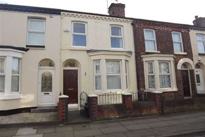 3 Bedrooms Terraced House for rent in Gladstone Road, Walton, L9 1DX