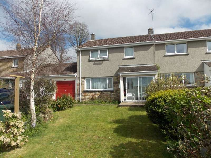 4 Bedrooms End Of Terrace House for sale in Chenhalls Close, St Erth, Hayle