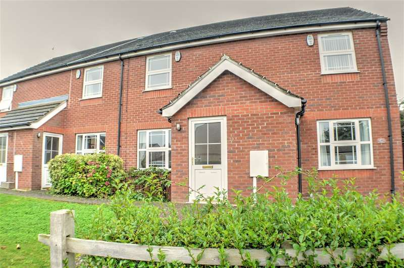 2 Bedrooms Terraced House for sale in Spire View, Sleaford