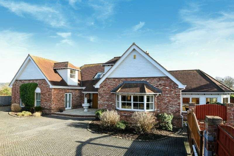 5 Bedrooms Detached House for sale in OAK HILL, EAST BUDLEIGH, DEVON