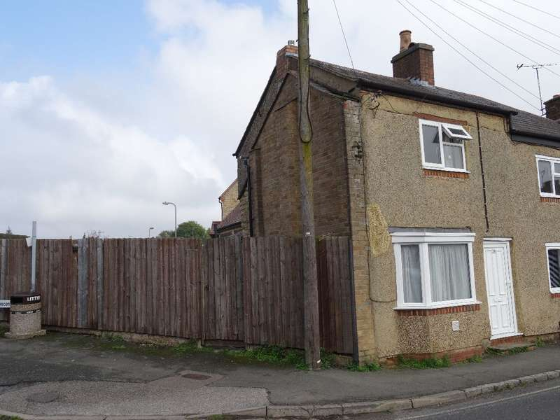 2 Bedrooms Terraced House for sale in WESTON ROAD, OLNEY