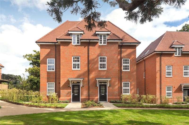 4 Bedrooms Semi Detached House for sale in Elmbank, Elmbank Avenue, Barnet, EN5