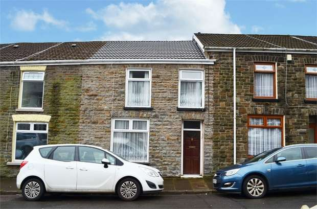 3 Bedrooms Terraced House for sale in Dumfries Street, Treherbert, Treorchy, Mid Glamorgan