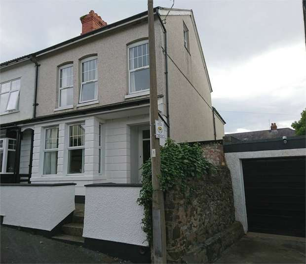 6 Bedrooms Semi Detached House for sale in Stamford Street, Deganwy, Conwy
