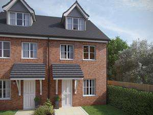 3 Bedrooms Town House for sale in PORTCHESTER BORDERS