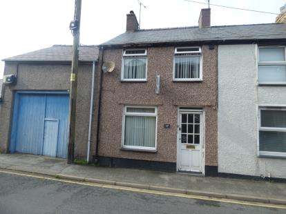 2 Bedrooms Terraced House for sale in New Row, Pwllheli, Gwynedd, LL53