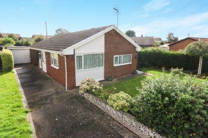 3 Bedrooms Bungalow for sale in Llys Tegid, Rhyl, Denbighshire, LL18