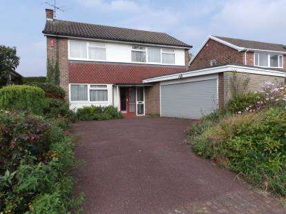 Detached House for sale in Prestwood Drive, Aspley, Nottingham