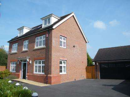 6 Bedrooms Detached House for sale in Barn Copsie, Cheswick Village, Bristol