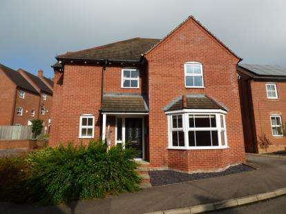 4 Bedrooms Detached House for sale in Eastfields, Braunston, Daventry, Northamptonshire