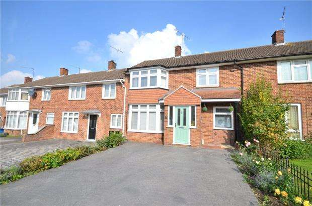 3 Bedrooms Terraced House for sale in Winchgrove Road, Bracknell, Berkshire