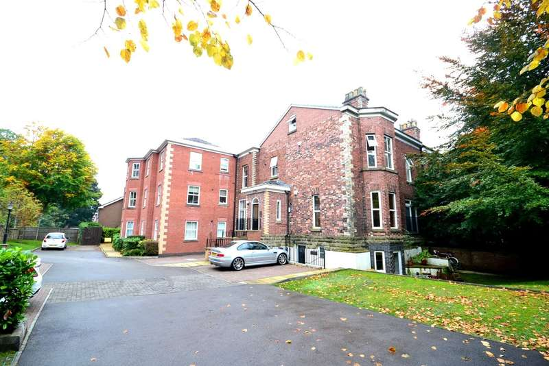 2 Bedrooms Apartment Flat for sale in Upton Mount, Prestbury Road, Macclesfield