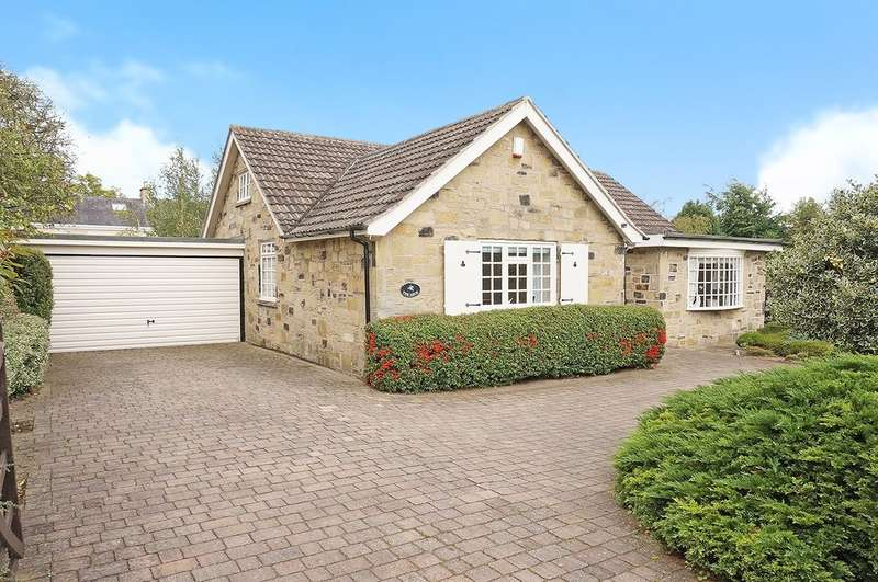5 Bedrooms Detached Bungalow for sale in Stables Lane, Boston Spa, LS23