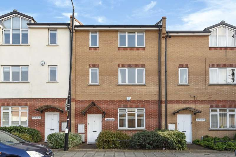 4 Bedrooms Terraced House for sale in Plough Way, Surrey Quays