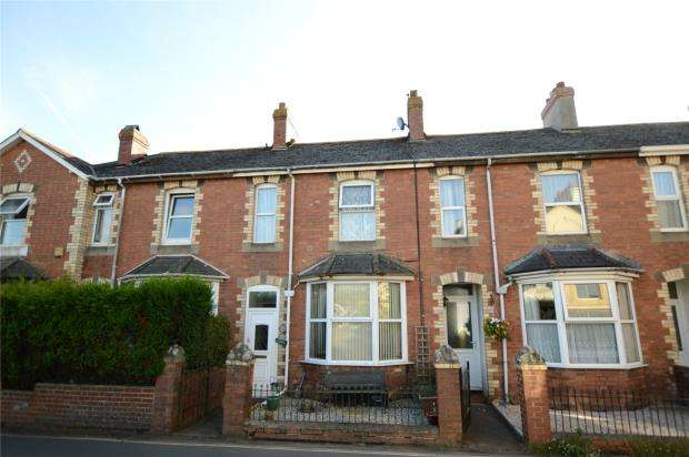 3 Bedrooms Terraced House for sale in Fore Street, Kingskerswell, Newton Abbot, Devon