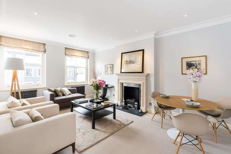 3 Bedrooms Flat for sale in Roland Gardens, South Kensington, SW7