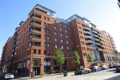 2 Bedrooms Flat for rent in The Quadrangle, City Centre, M1