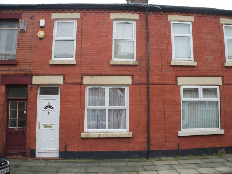 3 Bedrooms Terraced House for sale in Lincoln Street, Garston L19 8LF