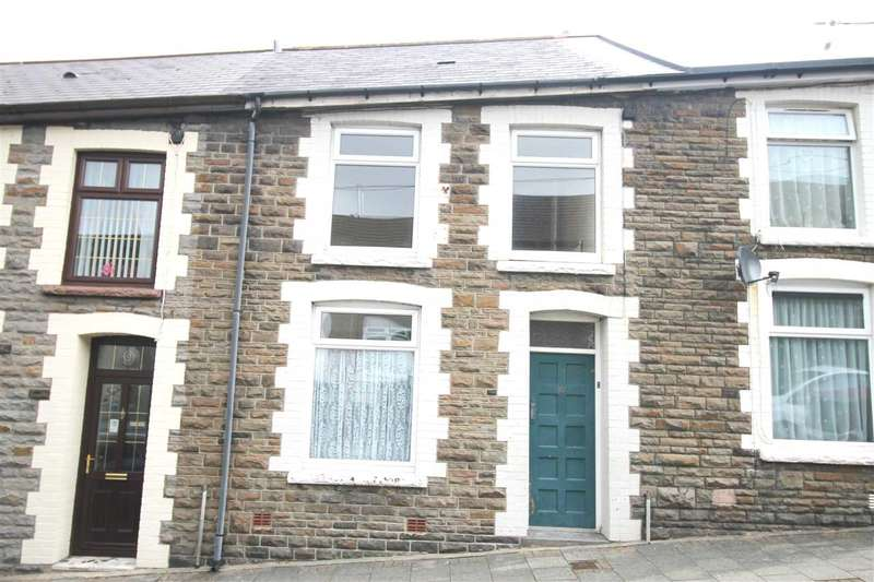 3 Bedrooms Terraced House for sale in King Street, Pentre