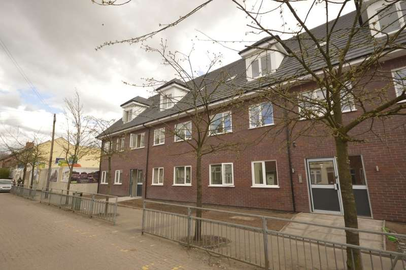 2 Bedrooms Flat for rent in Leicester Street, Wolverhampton, WV6