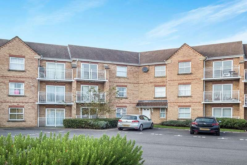 2 Bedrooms Flat for sale in Kilderkin Court, Coventry, CV1