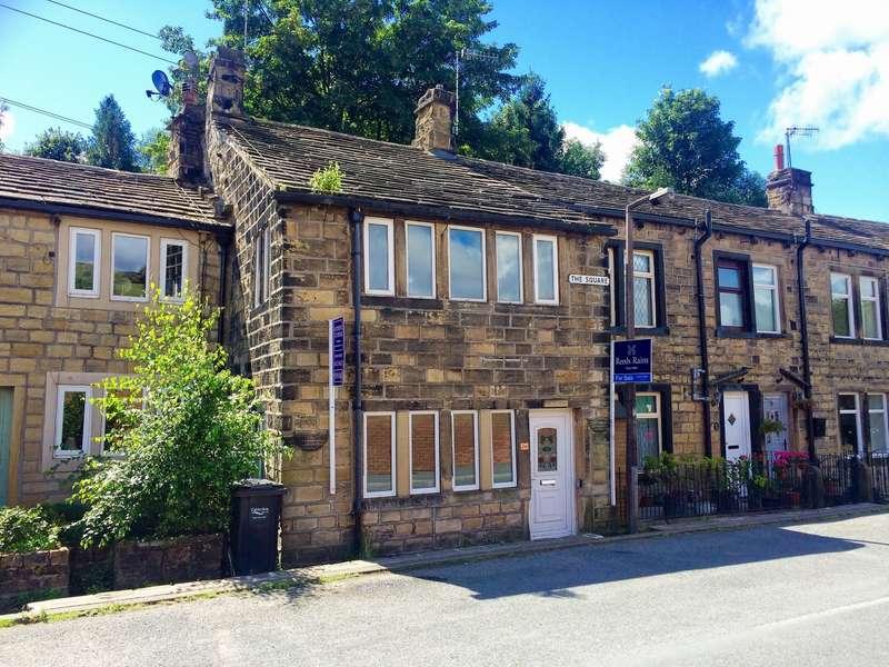 1 Bedroom Cottage House for sale in Square Mytholmroyd Hebden Bridge