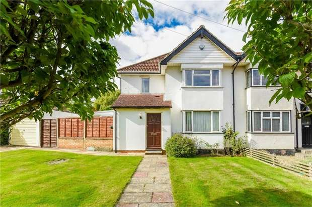 3 Bedrooms Semi Detached House for sale in 67 Bathurst Walk, Richings Park, Buckinghamshire