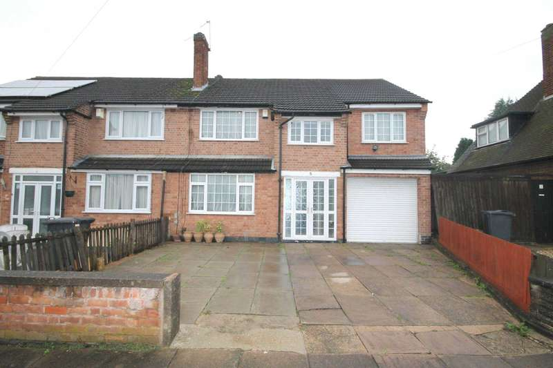 5 Bedrooms Semi Detached House for sale in Kilworth Drive, Evington